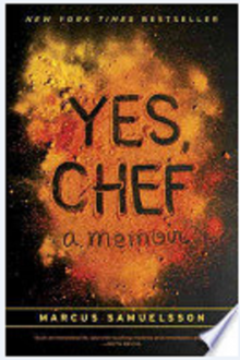 Yes, Chef Book Cover