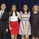 Photo of 2015 Michigan Library Scholars