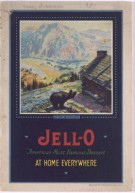 Culinary collection digital exhibit reception: Jell-O