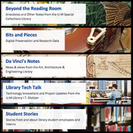 image of a selection of blogs