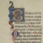 Image of an ornate manuscript.