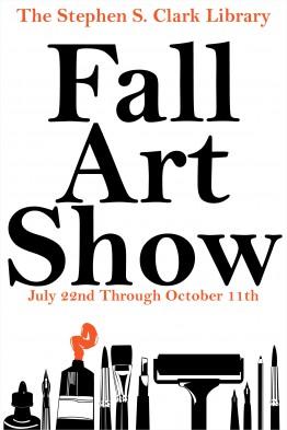2013 Fall Art Show