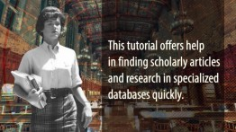 slide why use library databases