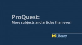 slide proquest more subjects and articles than ever