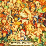 Image from the Szyk Haggadah