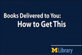 Books Delivered to You: How to Get This