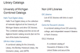 Other Library Catalogs