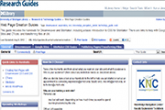 Web Page Creation