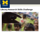 Research Skills Challenge