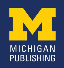 Michigan Publishing logo