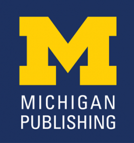 Michigan Publishing logo