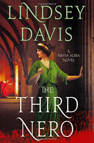 Cover of The Third Nero by Lindsey Davis