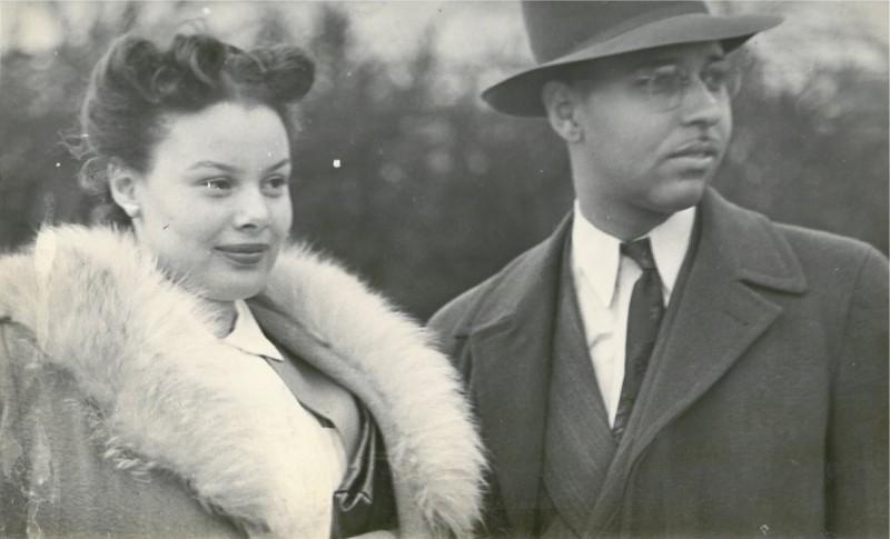 Arthur and Jean Thompson