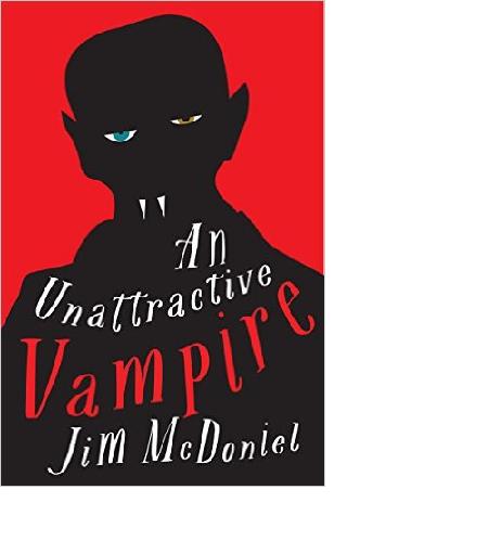 An Unattractive Vampire Cover Art