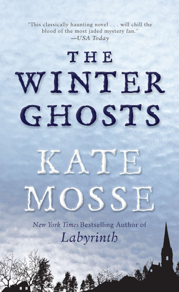 Cover of The Winter Ghosts by Kate Mosse