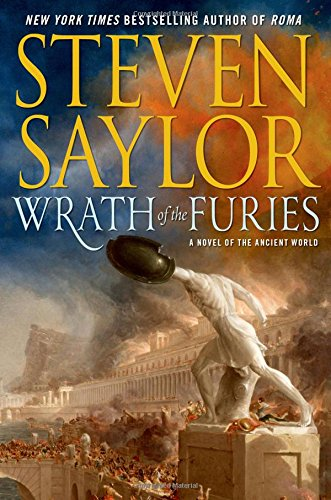 Cover of Wrath of the Furies by Steven Saylor